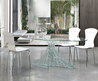 40 Glass Dining Room Tables To Revamp With