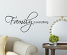 Wall Decal Quotes & Letters