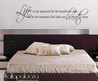 Popular Items For Bedroom Wall Decal On Etsy