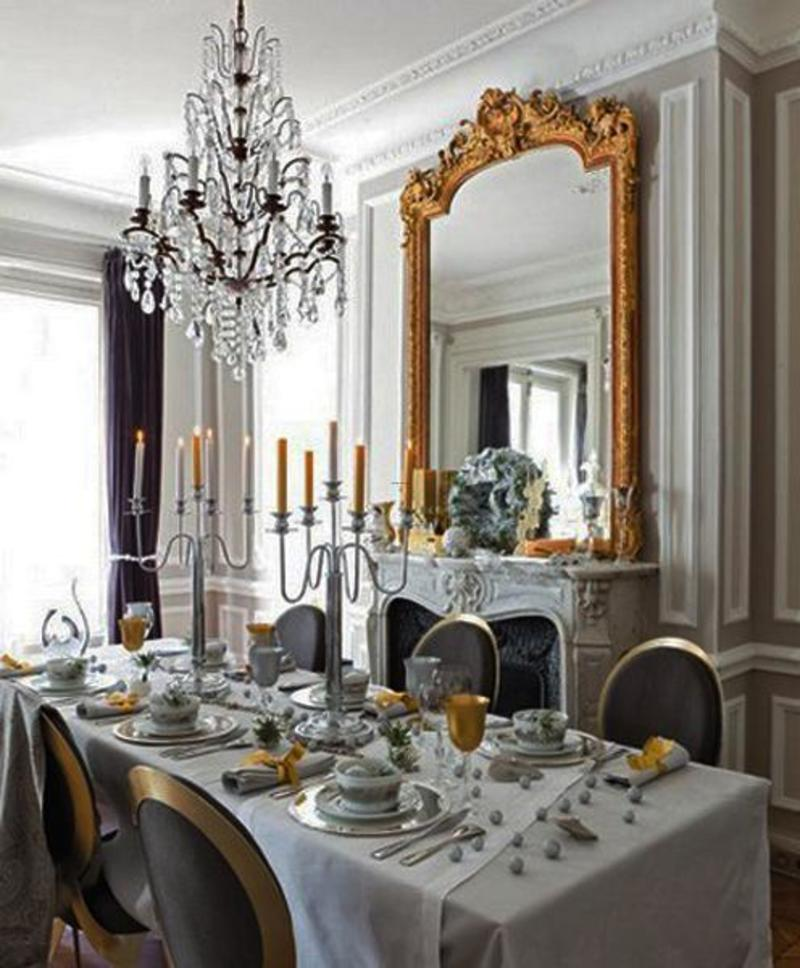 French Style Dining Room: 22 French Country Decorating Ideas For Modern Dining Room