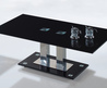 Stainless Steel Coffee Table Modern Design On Table Design Ideas