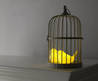 Vinatge Bird Ceramic Night Light By Bambizi