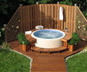 Spa Hot Tub Design Ideas