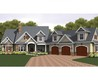 Colonial House Plan With 3247 Square Feet And 4 Bedrooms From Dream Home Source