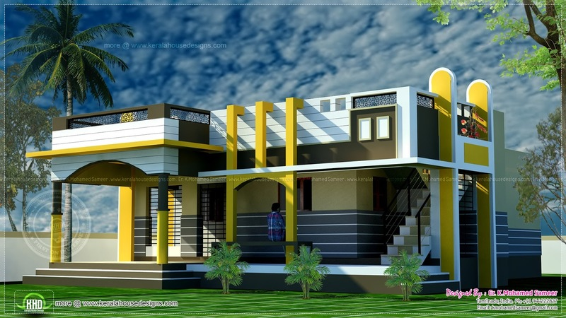 Small House Designs, Small House Design With Photos