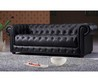 Classic Black Leather Seat Sofa Couch With Tufted Leather Chair Also Purple Leather Sofa Of Fashionable Tufted Leather Sofa Design Ideas And Furniture, Living Room Tufted Leather Sofa Sleeper, Red Leather Sofa, Contemporary Leather Sofa, Tufted Leather Se