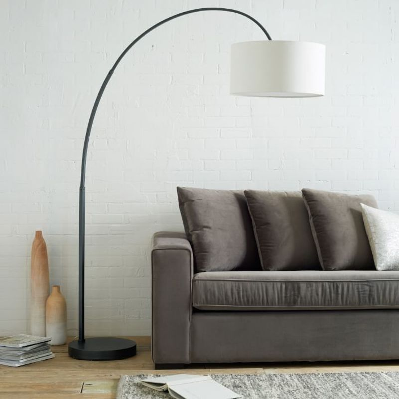 Modern floor lamps for living rooms bedrooms design for Modern floor lamps living room