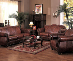 Leather Furniture Services