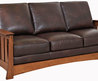 Leather Sofas And Club Chairs