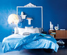 Blue Bedroom See All About Home Design, Interior, Bathroom, Bedroom, Kitchen, Living And More On