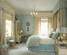 Pale Blue And White Bedrooms