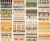 Ancient Egyptian Ornaments And Decoration.