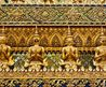 Ancient Decoration In Wat Prakeaw Bangkok, Thailand Stock Photo, Picture And Royalty Free Image. Image 21003379.