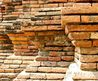 Step Of The Brick Wall Decoration In Ancient Buddha Temple ,.. Stock Photo, Picture And Royalty Free Image. Image 8797454.