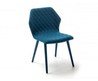 Fabric Restaurant Chair Ava 1690 Ava Collection By Bross Italia Design Michael Schmidt