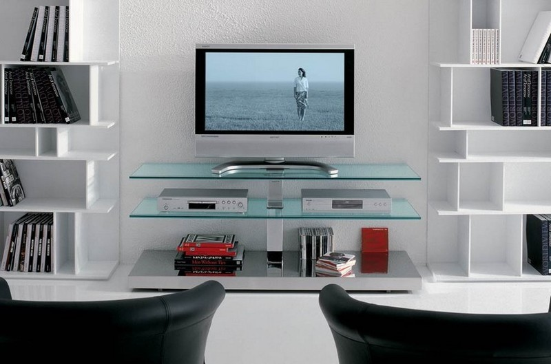 Wall Mounted Tv Cabinets For Flat Screens, Interior