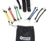 Office Fitness Leg Resistance Bands Compact & Portable All