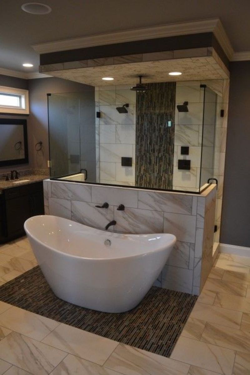 modern class enclosed tub shower combo 1000 ideas about tub in