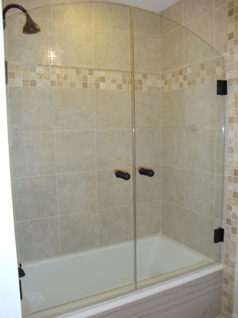 Jacuzzi Tub Shower Combo Design Bookmark 22405