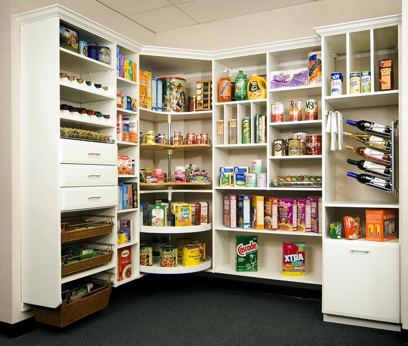 how to build storage shelves with doors
