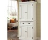 Ceiling To Floor Classic White Wooden Kitchen Cabinet With Open Shelves. Furniture. Adorable Portable Kitchen Pantry Cabinets Ideas. Kitchen Pantry Cabinet Ideas. Storage Pantry Cabinets. Pine Kitchen Cabinets. Country Kitchen Cabinets. Furniture