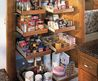 Organize Your Existing Kitchen Cabinets With This Slide