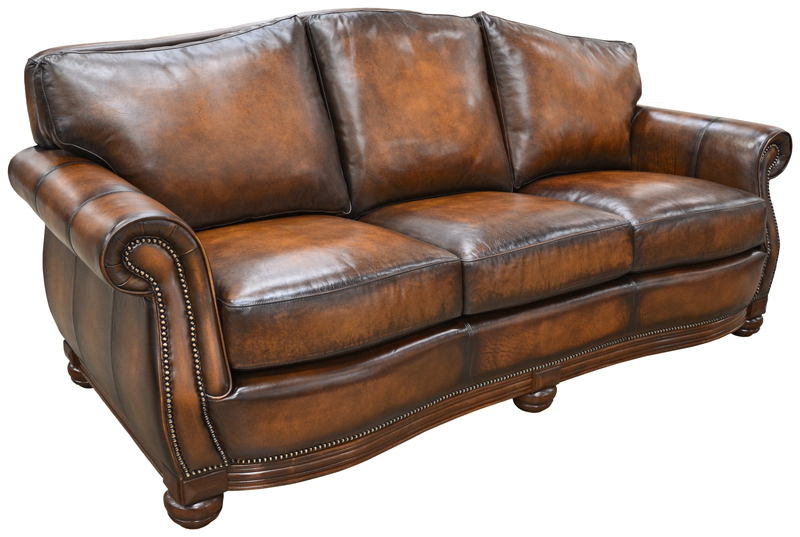Quality Leather Sofa In Austin Dallas San Antonio