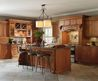 Cabbott Cherry Macarron Kitchen By Thomasville Cabinetry, Featuring Baroque Legs And Furniture