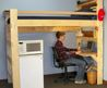 Kids Loft Bed With Desk, The Next Level