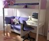 1000+ Ideas About Bunk Bed With Desk On Pinterest