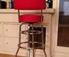 Budget Bar Stools 1958 Red Doub Sale