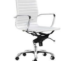 Lider Office Chair (White)