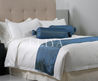 King Size 250 Tc Silky 5 Star Or Royal Hotel Bedding Collection Sets , Luxury Hotel Bed Linen