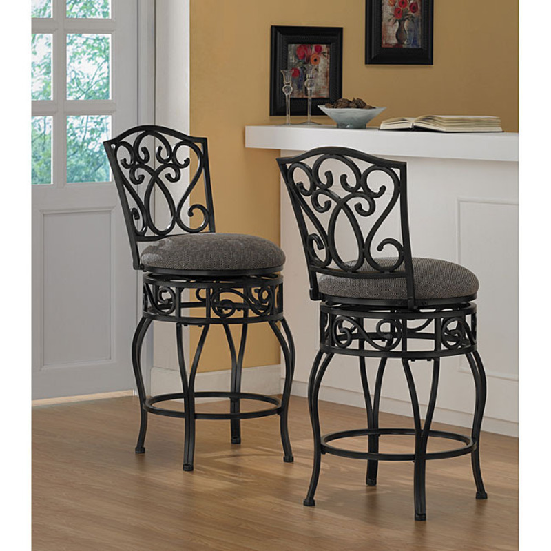 Iron Bar Stools Design Bookmark 22850