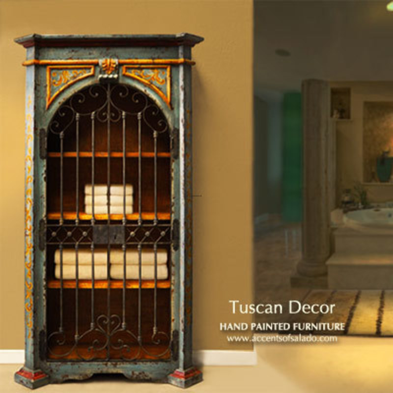 Tuscan Bathroom Decor Luxury Master Bathroom Decorating
