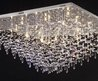 Contemporary Crystal Chandelier Beautiful