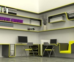 Creative Cool Small Office Design Ideas