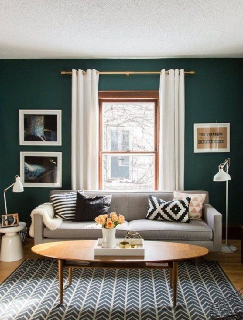 1000+ Ideas About Living Room Curtains On Pinterest / design ...