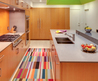 15 Area Rug Designs In Kitchens
