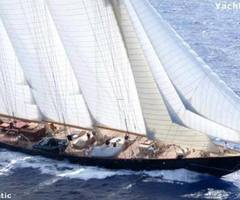 Top 10 Largest Sailing Yachts In The World