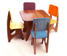 Wooden Childrens Table And Chairs