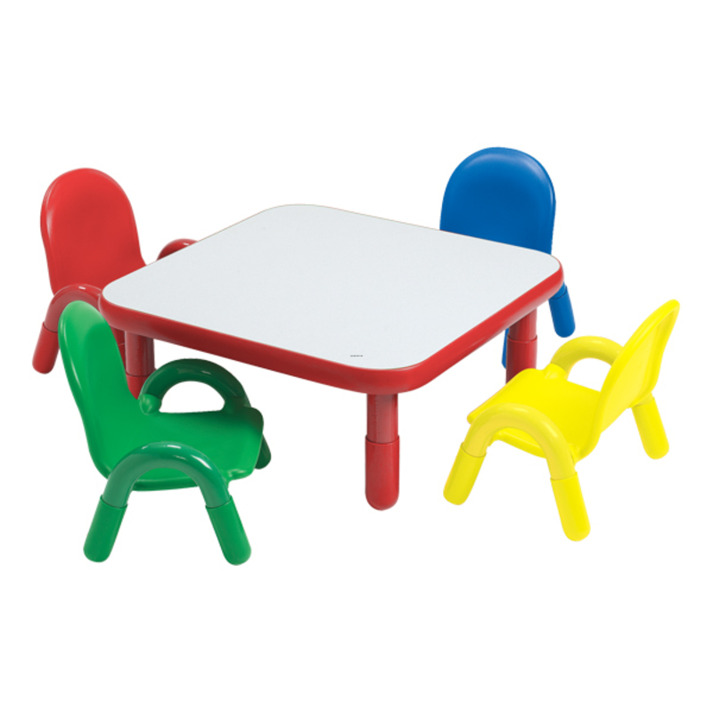 angeles corporation base line toddler table