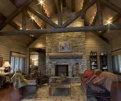 1000+ Ideas About Log Cabin Homes On Pinterest