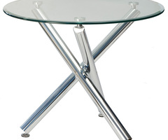 Round Glass Dining Table Stayathomedaughter Round Glass Top Dining Table
