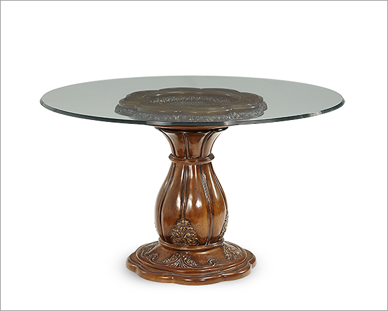 Round glass dining table luxuryroomco round glass top for 12 inch round glass table top