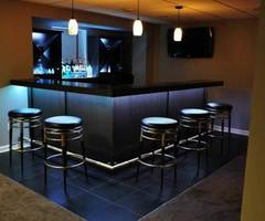 Bar Designs For Small Spaces