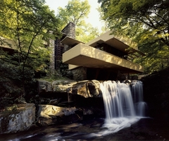 Fallingwater Pictures