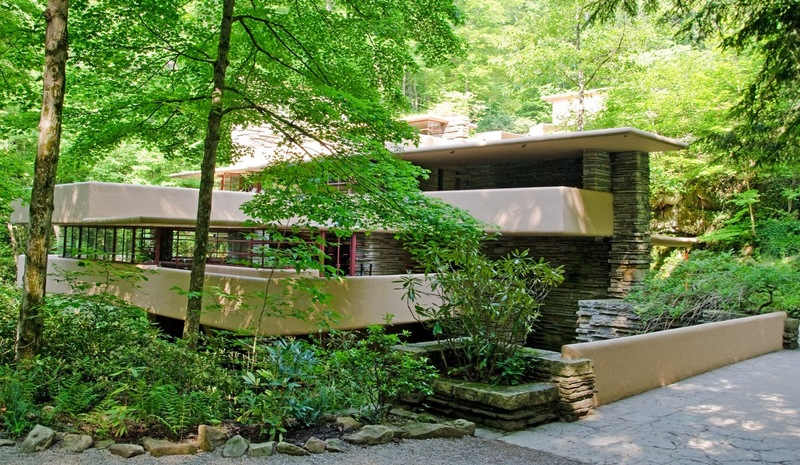 Fallingwater, Fallingwater First Impressions
