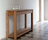 Slim Console Tables That Will Add The Sophistication Of Your Living Room Ideas