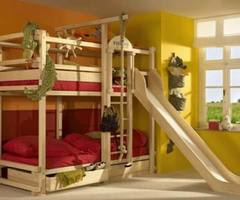 Advantages Of Cool Bunk Beds For Kids